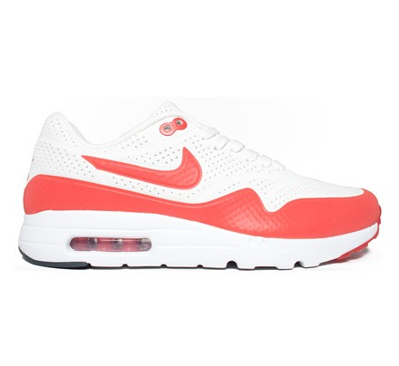 b561c7d4bb12 Nike Air Max 1 Ultra Moire  OG Red  (Summit White Challenge Red-White) -  Consortium