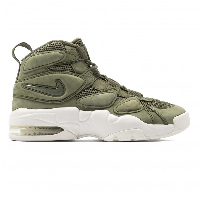 8100fc32b44 Nike Air Max 2 Uptempo  Olive Pack  QS (Urban Haze Urban Haze-White ...