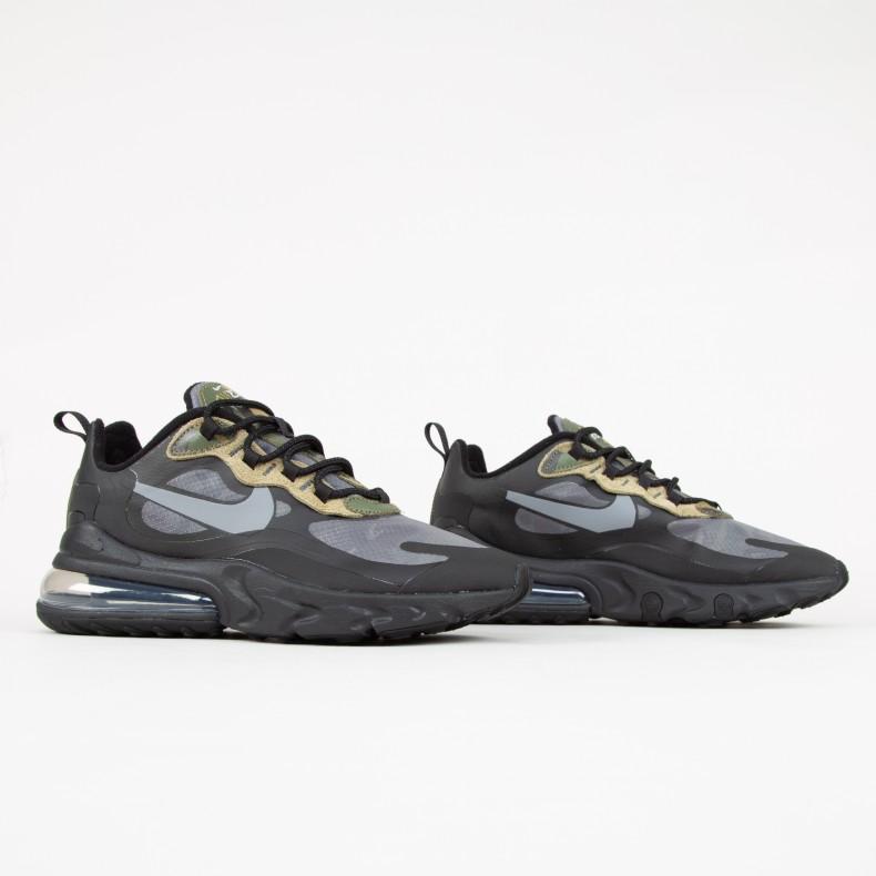 Nike Air Max 270 React 'Camo' (BlackWhite Anthracite)