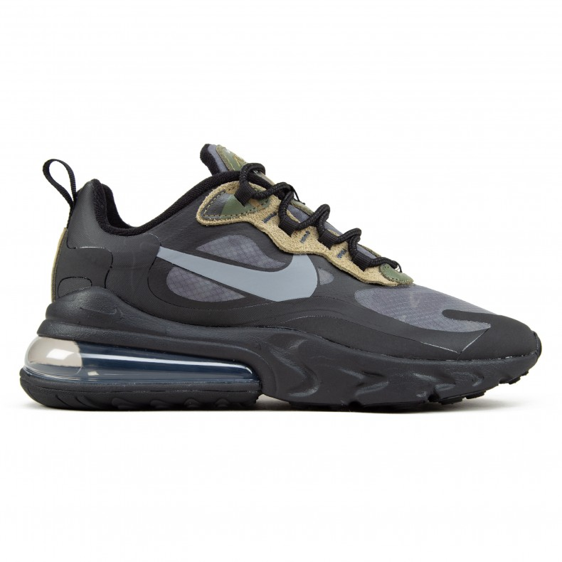 new products 100% authentic best choice Nike Air Max 270 React 'Camo' (Black/White-Anthracite)