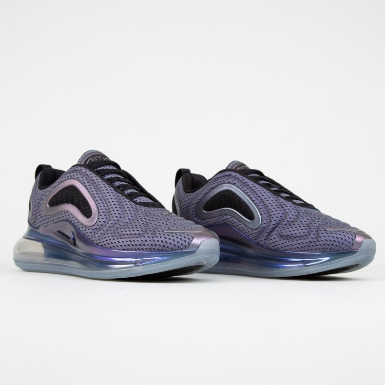Nike Air Max 720 'Northern Lights' (Metallic SilverBlack Metallic Silver)
