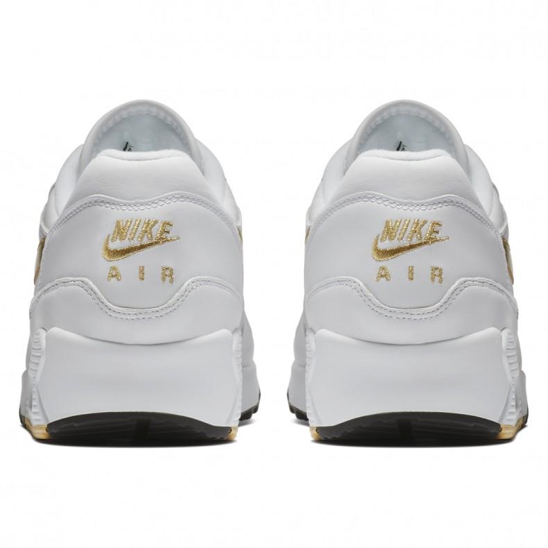 Sneaker | Nike Herren AIR MAX 90 ESSENTIAL Wolf GreyWhiteIndigo StormUniversity GoldCool GreyAnthracite — Eremea