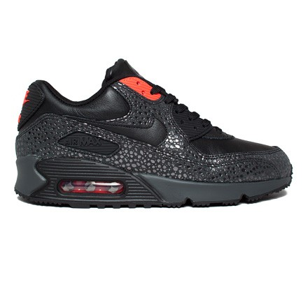 Nike Air Max 90 Deluxe (Black Black-Infrared-Anthracite) - Consortium. f752564fcd3