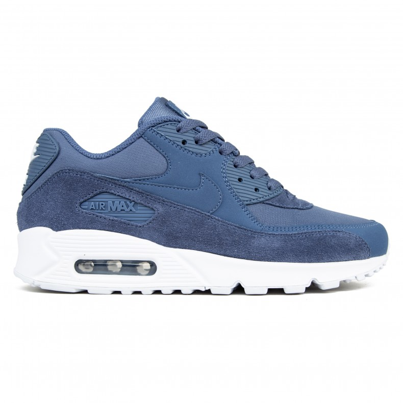 sneakers for cheap 9bfce 50ee4 Nike Air Max 90 Essential. (Diffused Blue Diffused ...
