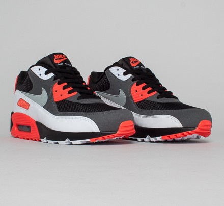 Nike Air Max 90 OG 'Reverse Infrared' (BlackNeutral Grey