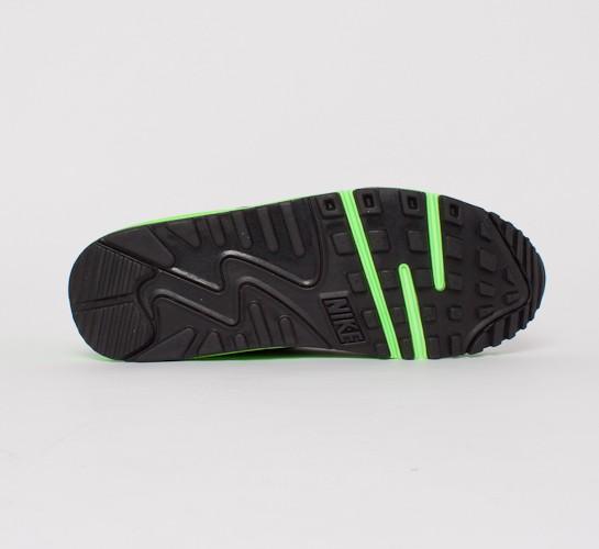 huge discount 2c0a5 191a6 Nike Air Max 90 Premium Comfort EM. (Black Dark Grey-Flash ...