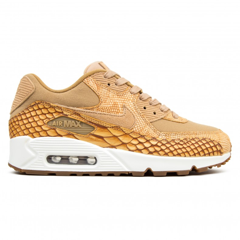 9d6cf0df482 Nike Air Max 90 Premium Leather  Vachetta Tan  (Vachetta Tan Vachetta Tan-Elemental  Gold) - Consortium