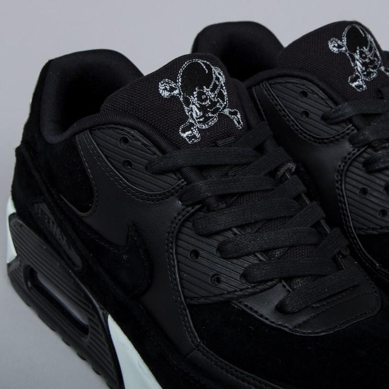 Premium  rebel Nike Off blackblack Air Max 90 Skulls  White wUqrxtRqIc 11e43371e99