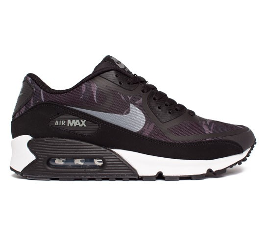 buy popular f0652 70493 Nike Air Max 90 Premium Tape (BlackCool Grey-White) - Consor
