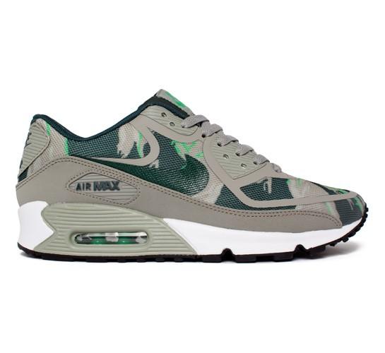 Nike Air Max 90 Premium Tape (Gamma Green Black Spruce-Mine Grey) -  Consortium. 595a5a95d46c