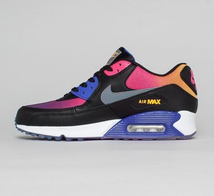 Nike Air Max 90 SD (BlackCool Grey Persian Violet Pink