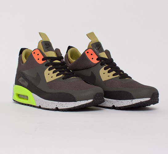 Nike Air Max 90 SneakerBoot NS (NewsprintBlack Parchment