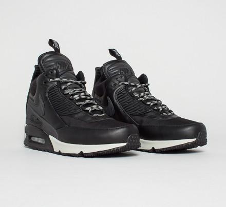 Nike Air Max 90 SneakerBoot Winter (BlackBlack Black Magnet