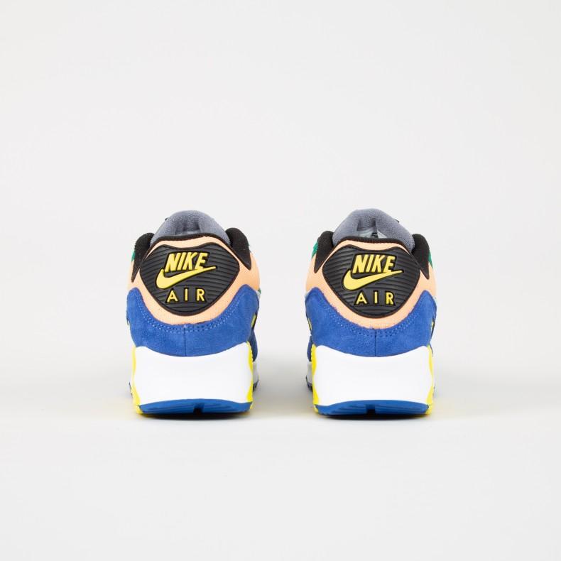 Nike Air Max 90 'Viotech 2.0' QS (Lucid GreenBarely Grey