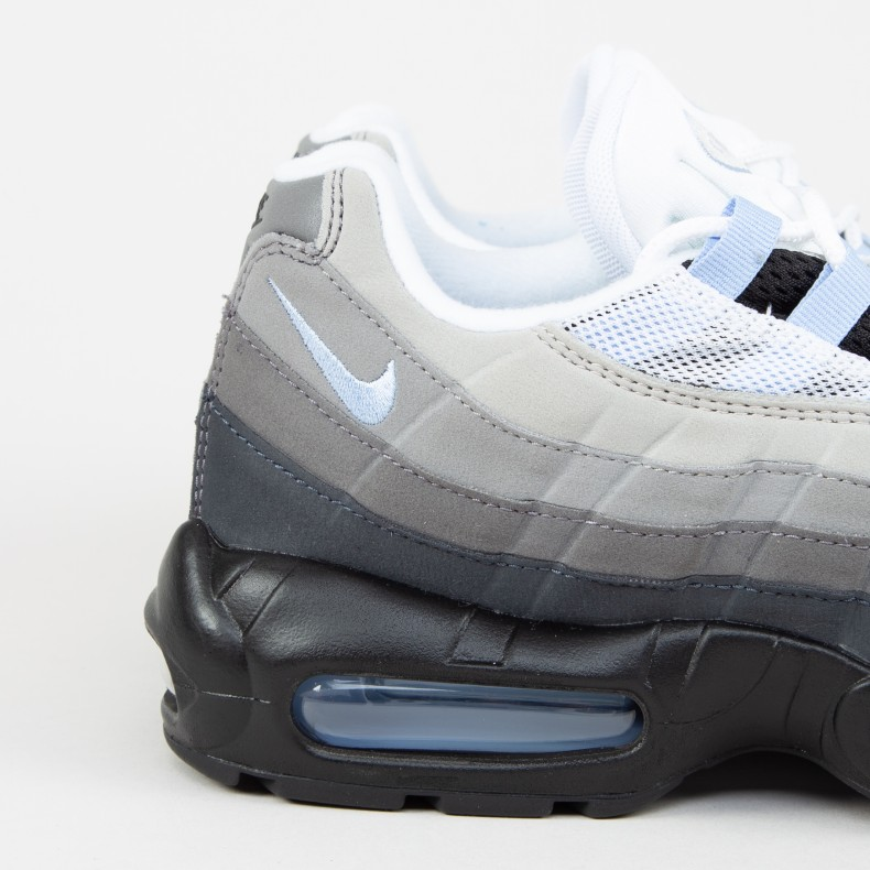 6453d0be24567 Nike Air Max 95 'Aluminum' (Black/Aluminum-Anthracite) - CD1529-001 ...