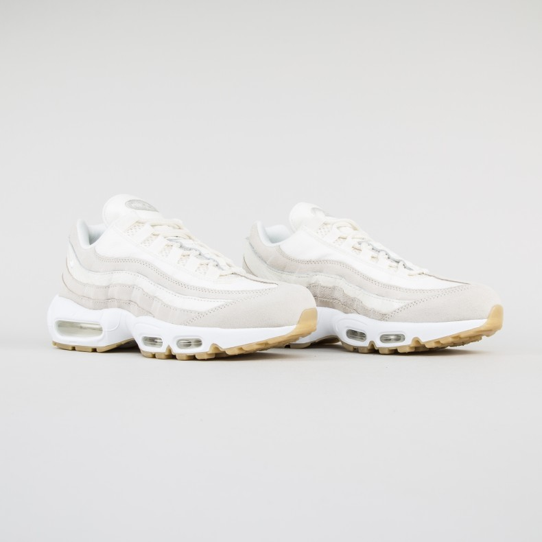 best loved ded4f 8d33a Nike Air Max 95 Premium 'Exotic Skins' (Sail/Sail-Desert ...