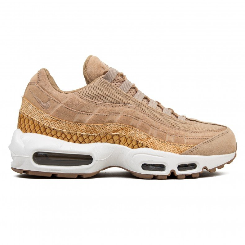 huge selection of 251ac 018ef Nike Air Max 95 Premium SE  Vachetta Tan  (Vachetta Tan Vachetta  Tan-Elemental Gold) - Consortium