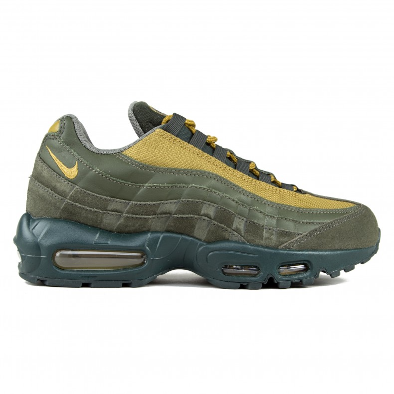 official photos 7350b e3687 Nike Air Max 95 Premium (Sequoia/Desert Moss-Cargo Khaki)
