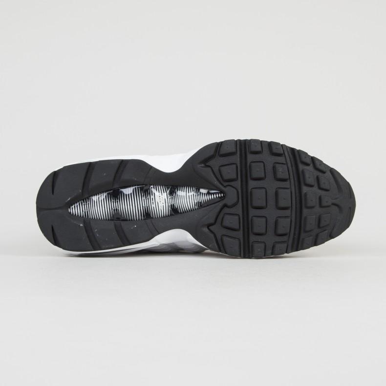 the latest 85774 d5148 Nike Air Max 95 (White/Black-Black)