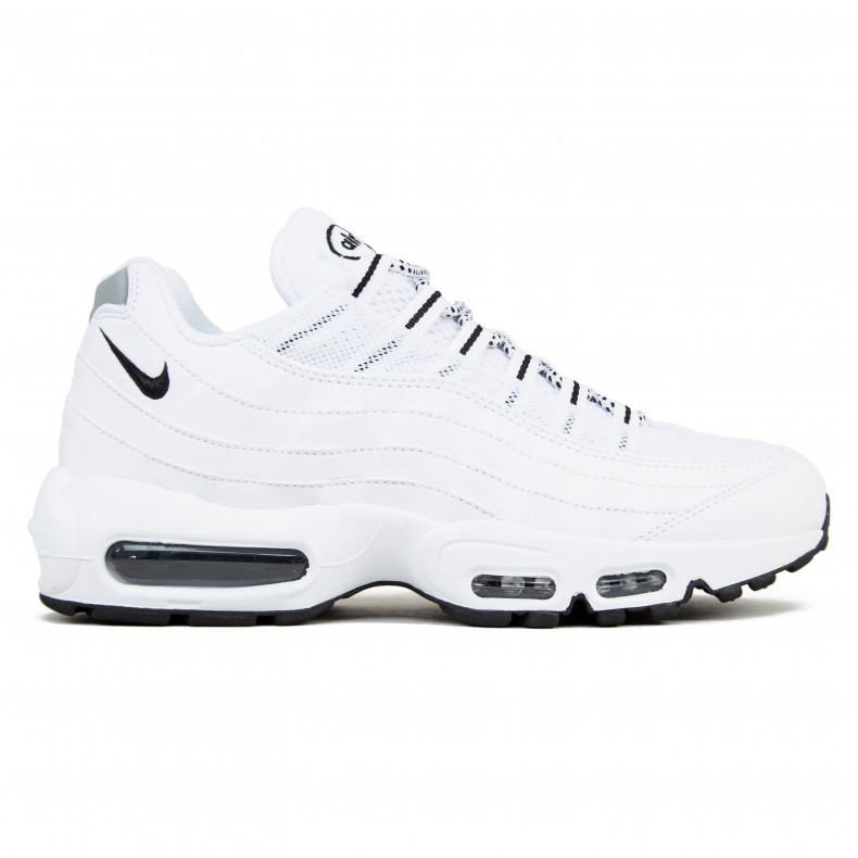 quality design ca5bd e8c29 Nike Air Max 95 (White Black-Black) - Consortium.