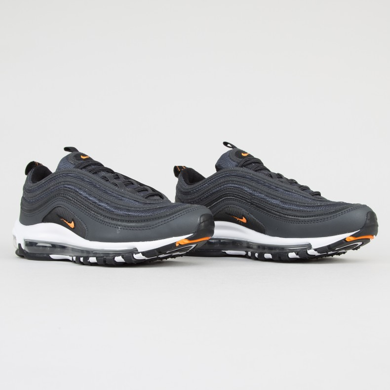 air max 97 anthracite/black/white/total orange