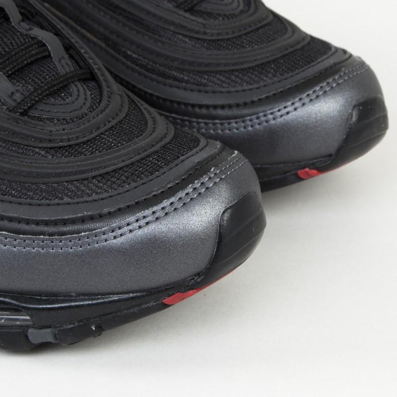 online retailer 22b8e 3c654 Nike Air Max 97 (Black Anthracite-Metallic Hematite-Dark Grey ...