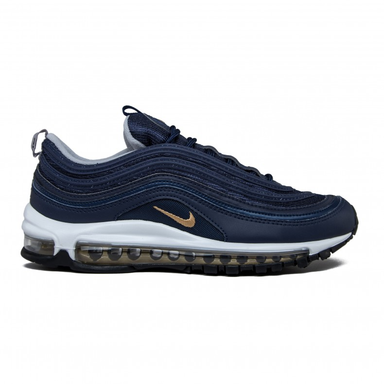 436a01f59d Nike Air Max 97 'Midnight Run' (Midnight Navy/Metallic Gold) - Consortium.