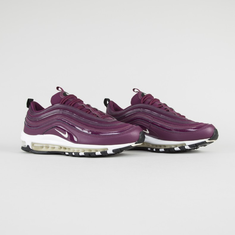 watch a87f3 488fd nike air max 97 violet