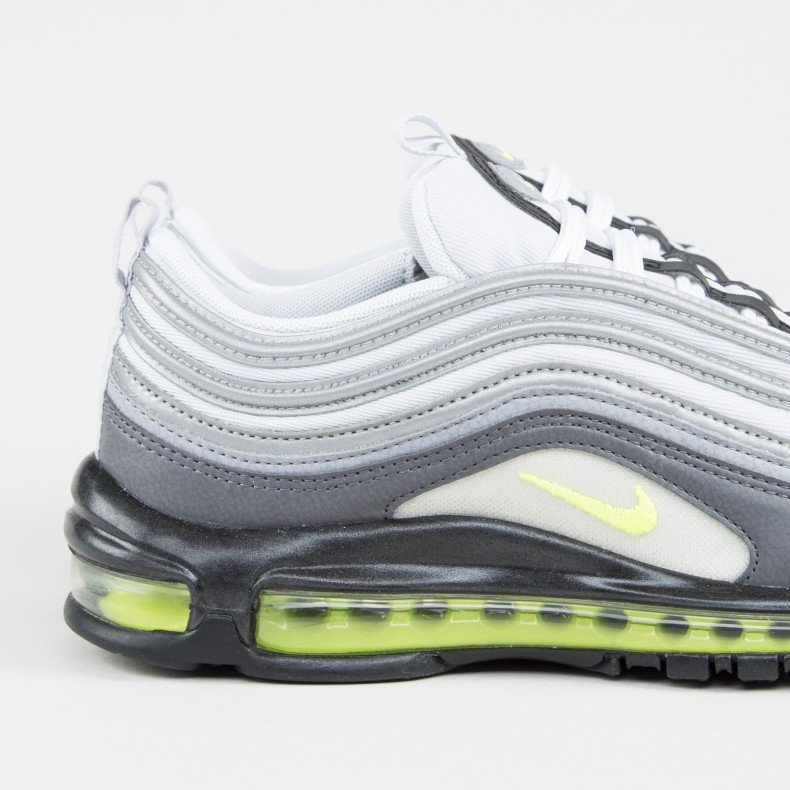 59308425353ef7 Nike Air Max 97 OG WMNS  Neon  (Dark Grey Volt-Stealth-Pure Platinum ...