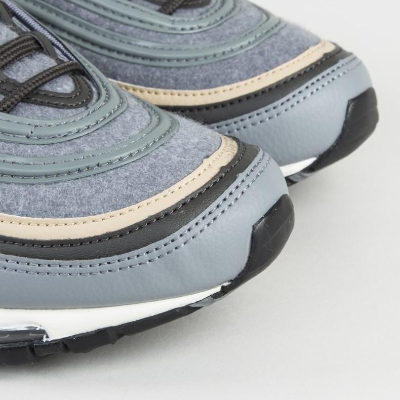 bf9c6c7918de05 Nike Air Max 97 Premium (Cool Grey Deep Pewter-Mushroom-Sail ...