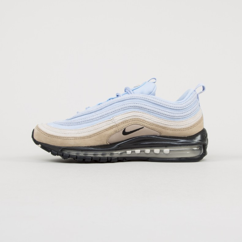baf694b77a70 Nike Air Max 97 Premium  Desert And Sky . (Desert Black-Desert Sand-Royal  Tint)