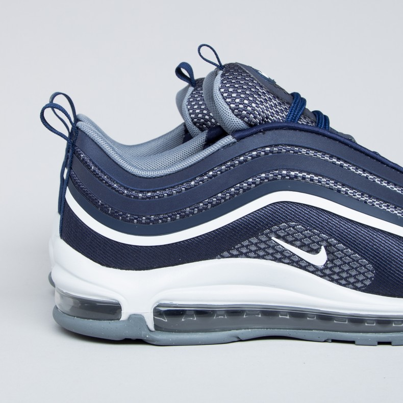 Nike Air Max 97 Ultra  17 (Midnight Navy White-Cool Grey) - Consortium. f115466d6