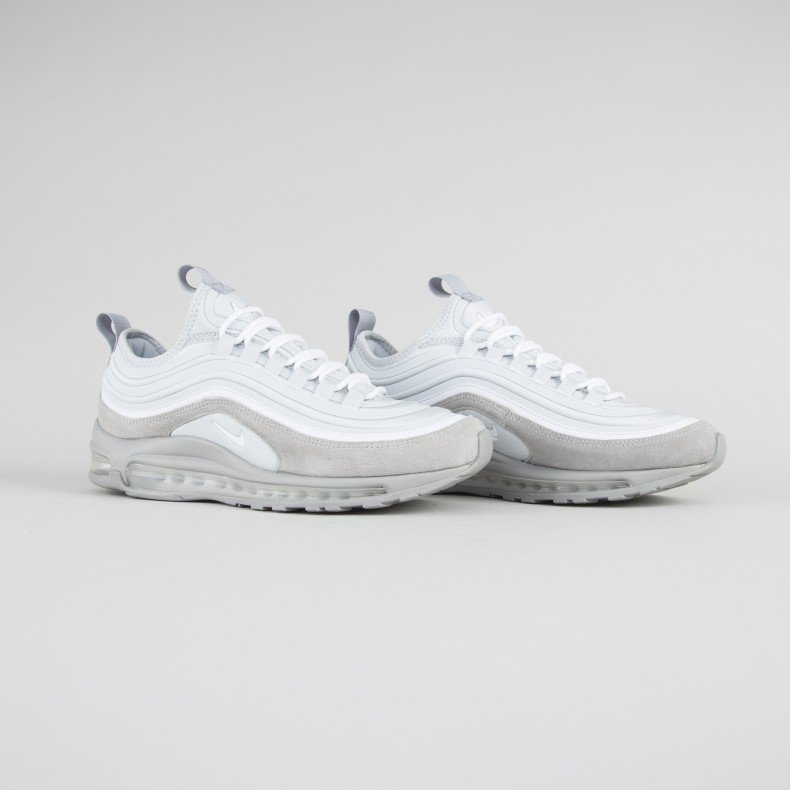 nike air max 97 ultra '17 se sports pure platinum