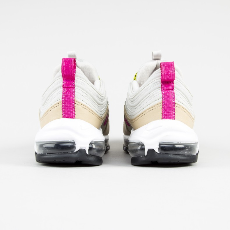 16d2014ceb53e Nike Air Max 97 WMNS (Light Bone Deadly Pink-Mushroom) - Consortium.