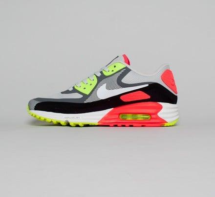 brand new cc178 d8f00 Nike Air Max Lunar 90 WR. (Light Ash ...