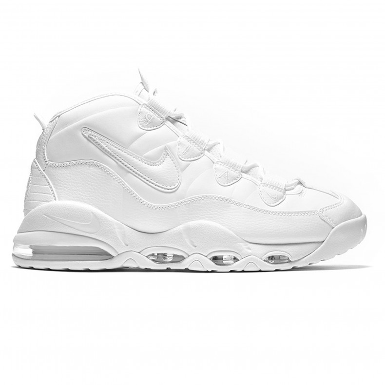 4a5655c9c3b4c Nike Air Max Uptempo  95  White On White Pack  (White White-White ...