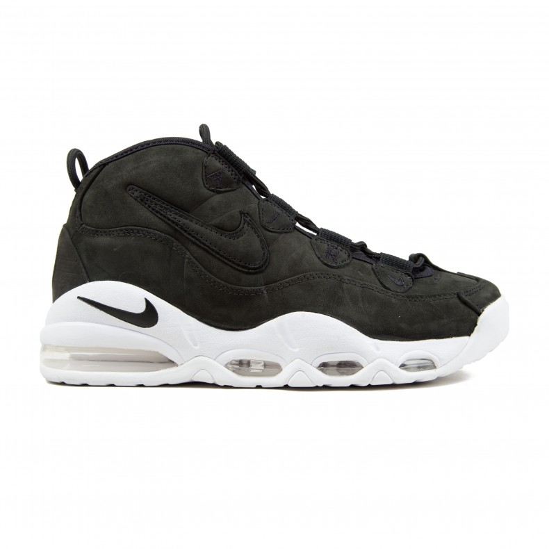 633a9107891 Nike Air Max Uptempo 'Black Pack' (Black/Black-White)