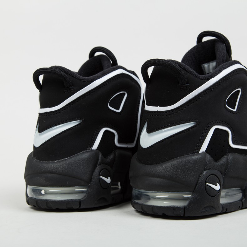 premium selection 1b697 8e7ae Nike Air Uptempo Pro Black
