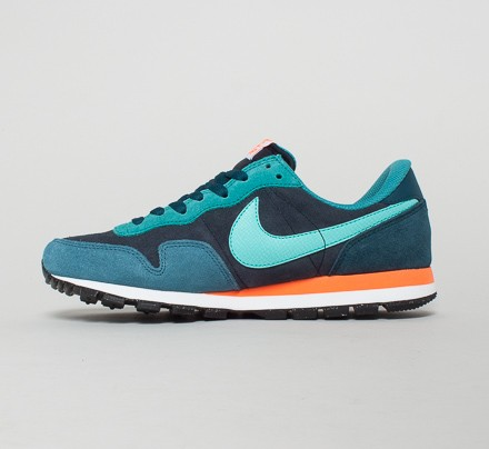 wholesale outlet good texture new lifestyle Nike Air Pegasus 83 LTR (Dark Obsidian/ Hyper Turquoise ...