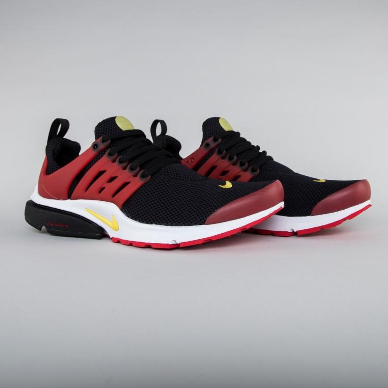 Adidas Skate Shoe Black University Red White
