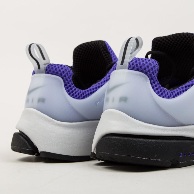 big sale 1e03d 8b314 Nike Air Presto 'Persian Violet' (Persian Violet/Black-Neutral Grey ...