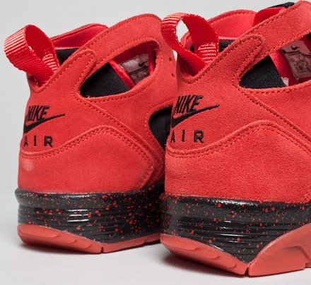 5308dcd79a4a Nike Air Trainer Huarache  Love Hate Pack  PRM QS (Challenge Red Black) -  Consortium
