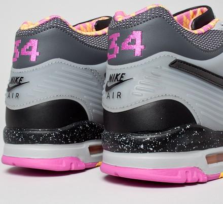 cheap for discount add1a bf3d2 Nike Air Trainer III Premium 'Bo Knows Horse Racing' QS (Dark Grey ...