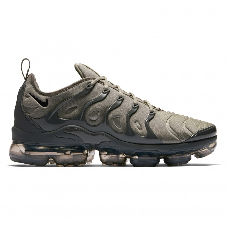 best service d8df6 80f4e Nike Air VaporMax Plus 'Dark Stucco (Dark Stucco/White-Dark ...
