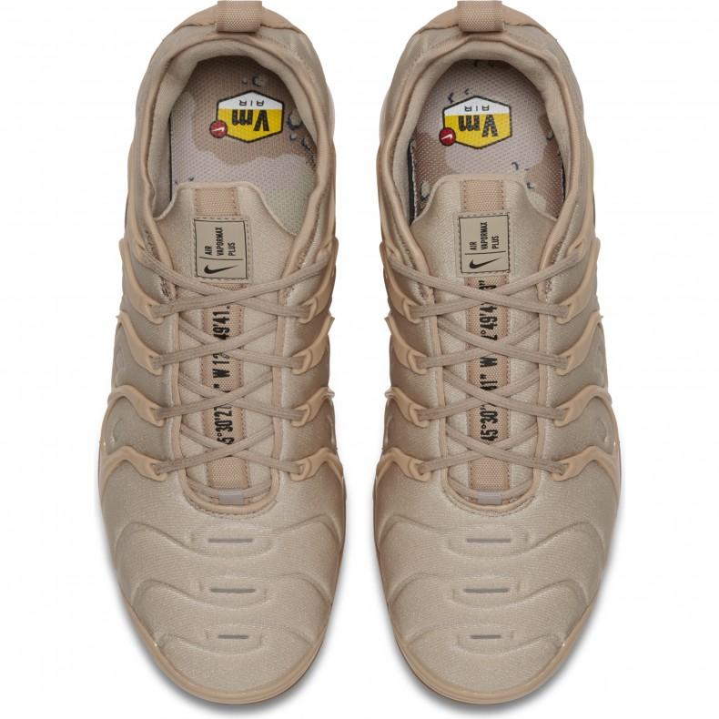 0406137d132 Nike Air VaporMax Plus  String  (String Black-Desert-Gum Light Brown ...