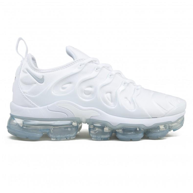 b61370cd4951c Nike Air VaporMax Plus  Triple White  (White White-Pure Platinum) -  Consortium
