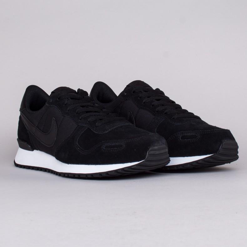 Nike Air Vortex Leather Black Black White Consortium
