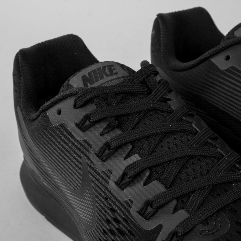 reputable site 391d7 3895a Nike Air Zoom Pegasus 34 (Black/Dark Grey-Anthracite ...