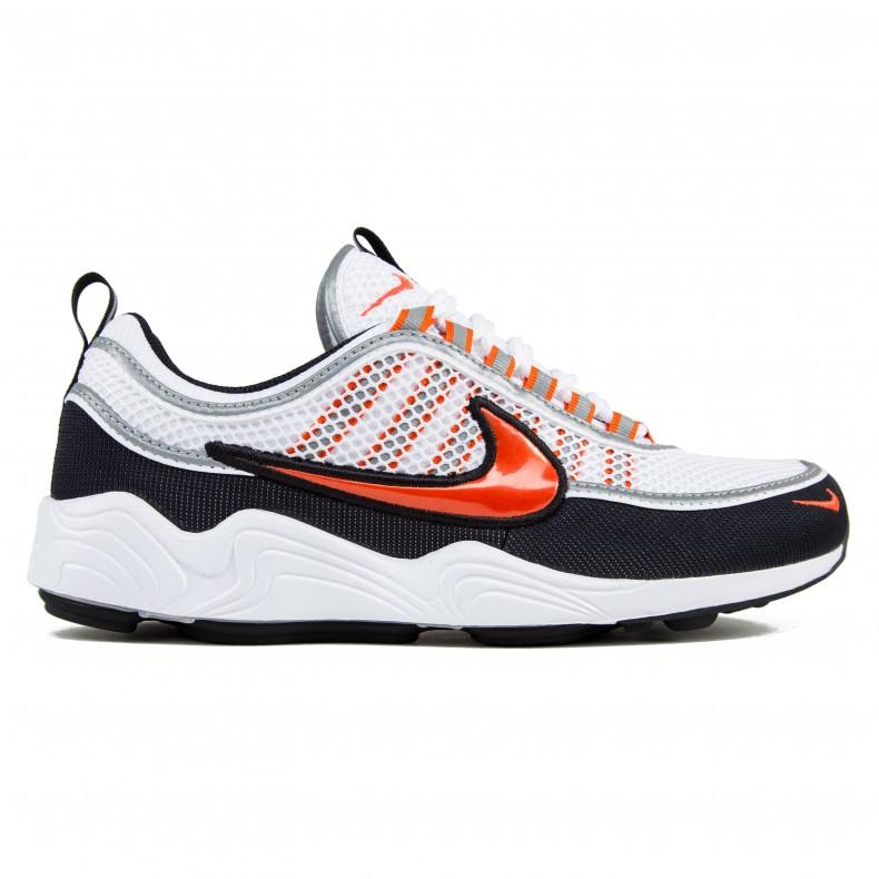 new product d1518 e803c Nike Air Zoom Spiridon  16 (White Team Orange-Black-Metallic Silver) -  Consortium.