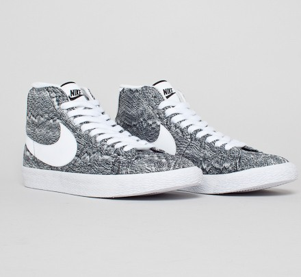 Nike Blazer Mid Textile Vendange